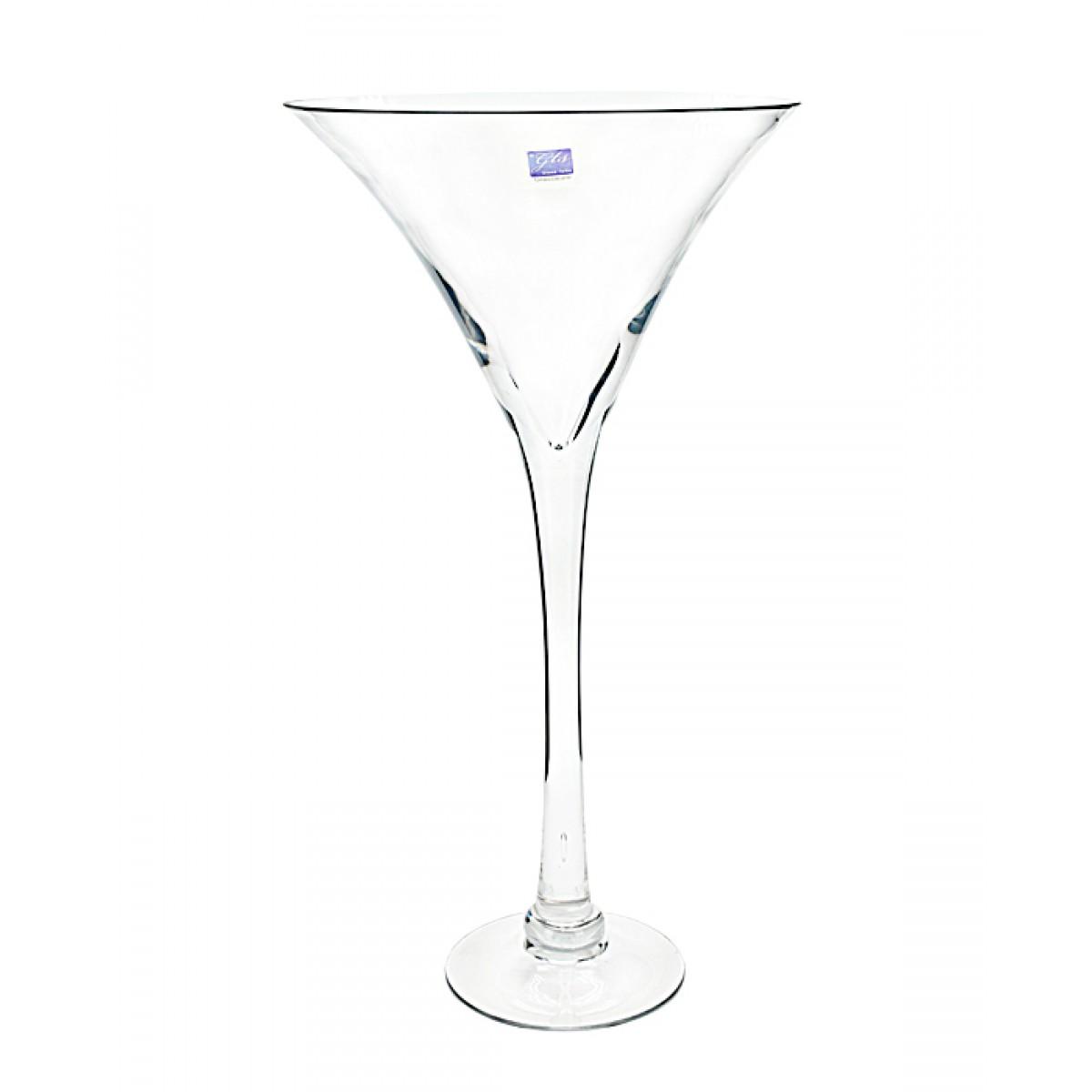 Martini vase 50cmh clear 22 glass martini vase 50cmh clear 22 reviewsmspy