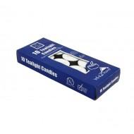 CandleT-lite9Hrs10pcs/Pk Blue Box(72/72)