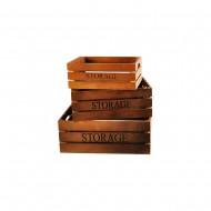 Ply Wood Box Set/3