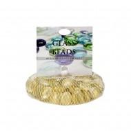 Glass Beads Yellow -500g/net (24/24)