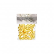 Pearls in PVC Bag 14mm 50g -Honey(12/72)