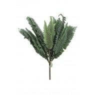 Artificial Fern Plant 52cmH (24/120)