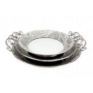 MirrorTrayRdw/HndlesS/3-55x45x10cmH(2/2)