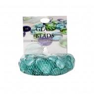Glass Beads Green -500g/net (24/24)
