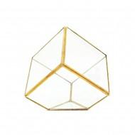 GlassTerrariumCoprRimSqDesign13x13(6/12)