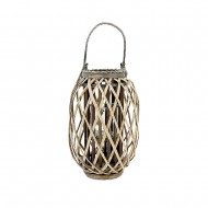Lantern Willow 27x40cm Natural Col (2/2)