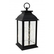 Lantern with LED Lights 14x30cmH (3/6)