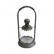 Lantern Metal 18.5x39.5cmH (1/4)