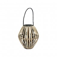 Lantern Willow 26x31cm Natural Col (6/6)