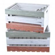 Solid Wood Box Set/6