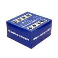 CandleT-lite9Hrs 100pcs/Pk BlueBox (6/6)