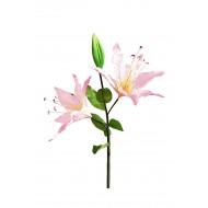 FlowerArtificial Lily 36x115cmH-Pk(4/24)