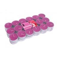 CandleTlite4Hrs36/PkRose-RosePink(16/32)
