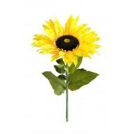 FlowerArtificlSunflower38x100H-Yel(6/24)
