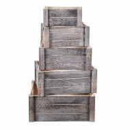 Solid Wood Box Set/5