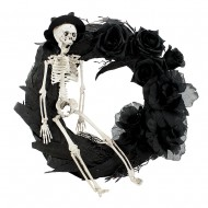 Wreath w/ Skeleton (6/6)