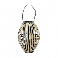 Lantern Willow 30x40cm Natural Col (2/2)