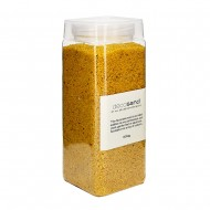 Sand Deco in Bottle 800g - Yellow(12/12)