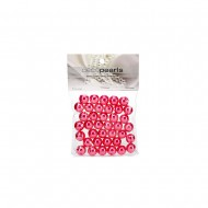Pearls in PVC Bag14mm50g-Hot Pink(12/72)