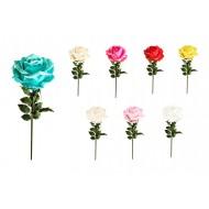 FlowerArtificialRoseMix28x108cmH (12/12)